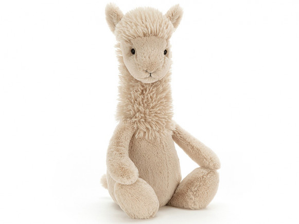 Jellycat Bashy LAMA medium