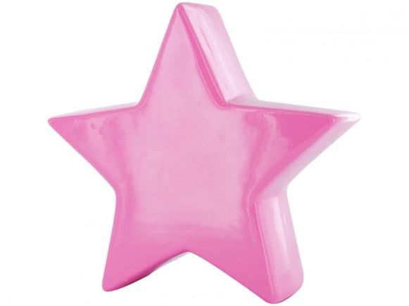 Stern Spardose in pink von J.I.P.