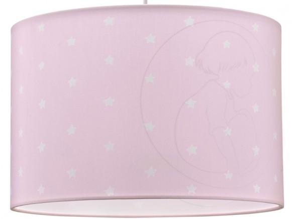 Kids Concept Hängelampe Sternenkind rosa