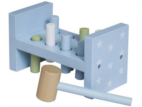 Kids Concept Hammerbank blau