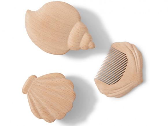 Konges Sløjd 3 BÜRSTEN aus Holz