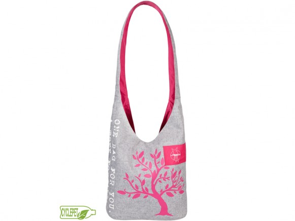 Lässig Green Label Charity Shopper in magenta