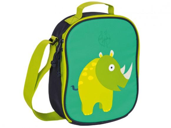 Lässig Lunch-Tasche Nashorn