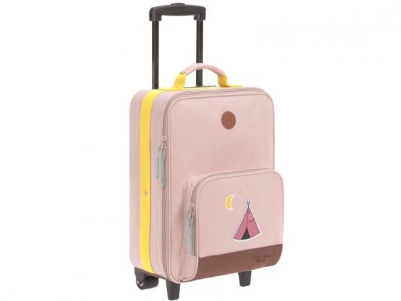 Lässig Trolley TIPI rosa