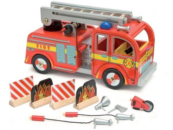 Le Toy Van Feuerwehrauto