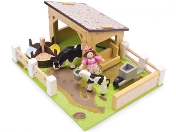 Le Toy Van Gelbe Farm