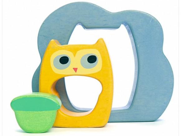 Le Toy Van Babypuzzle Eule