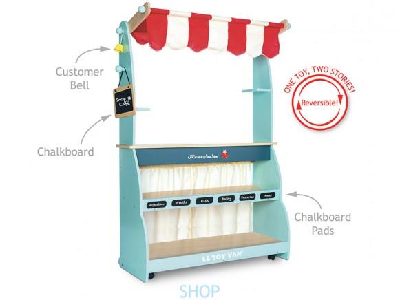 Le Toy Van Kaufladen & Café