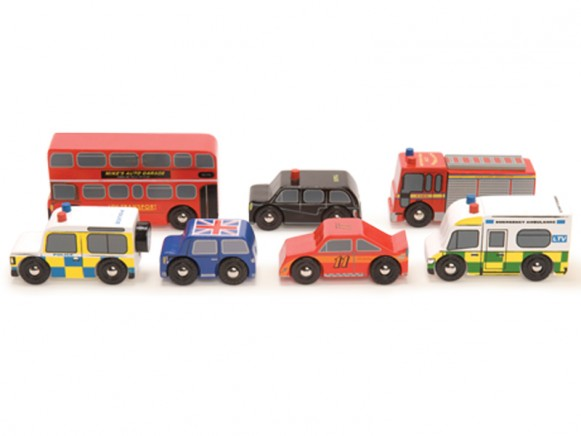 Le Toy Van Auto Set London