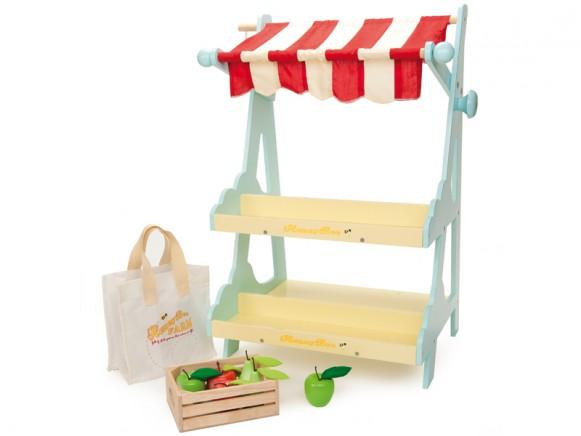 Le Toy Van Marktstand