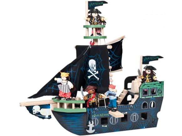 Le Toy Van Geisterschiff