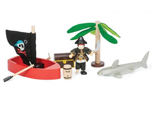 Le Toy Van Piraten Spielset