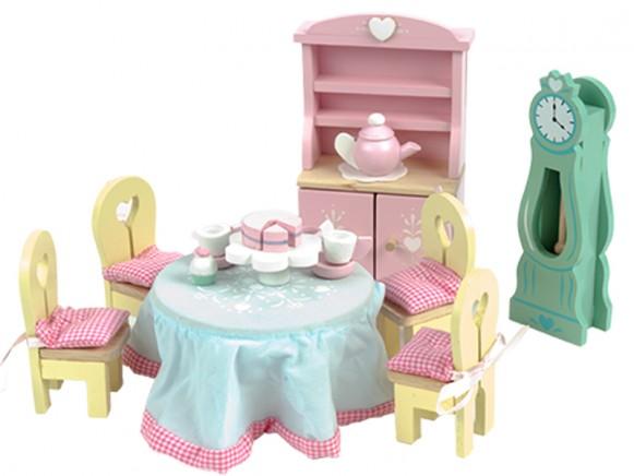 Le Toy Van Puppenhaus Daisylane Esszimmer