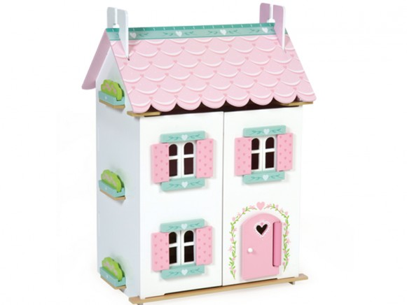Le Toy Van Puppenhaus Sweetheart Cottage