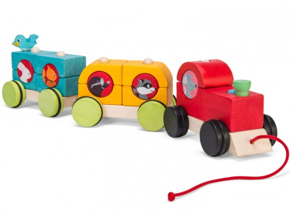 Le Toy Van Stapelzug