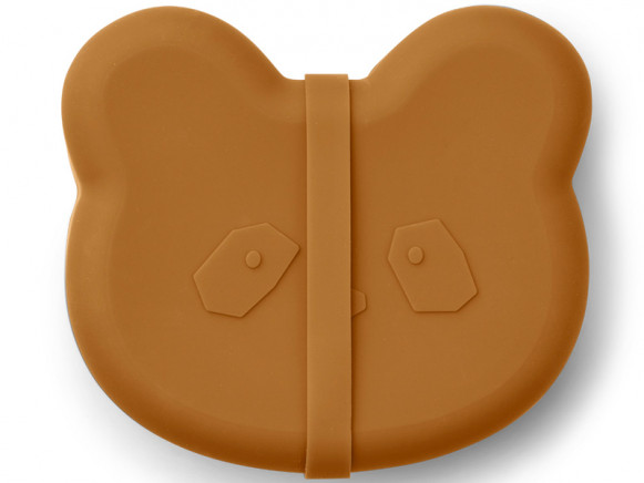 LIEWOOD Brotdose Vita PANDA senfgelb