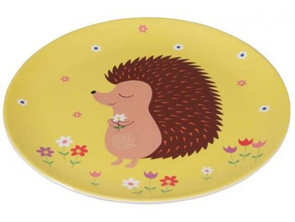 Rexinter Melaminteller Honey the Hedgehog