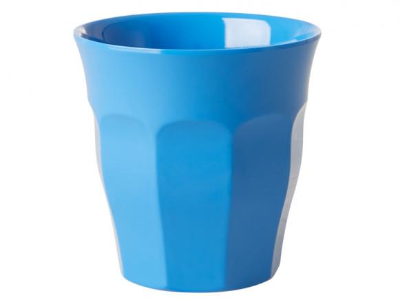 RICE Becher meeresblau