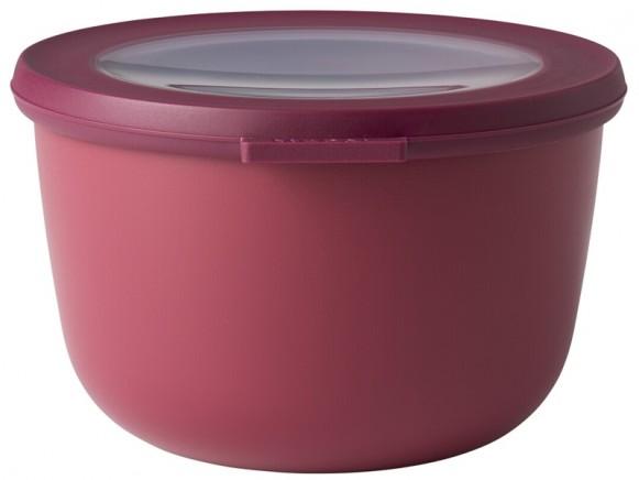 Mepal Multischüssel Cirqula 1000 ml BORDEAUX ROT