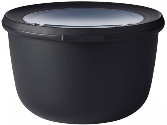 Mepal Multischüssel Cirqula 1000 ml SCHWARZ
