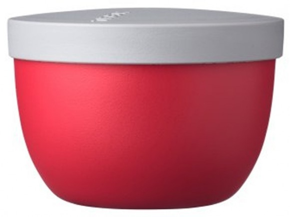 Mepal Snackpot ELLIPSE 350 ml rot