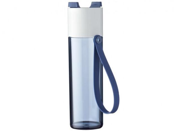 Mepal Wasserflasche JustWater 500 ml BLAU
