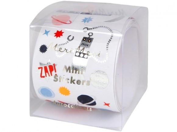 Meri Meri 500 Sticker WELTRAUM