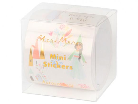 Meri Meri 500 Sticker MAGISCHE PRINZESSIN