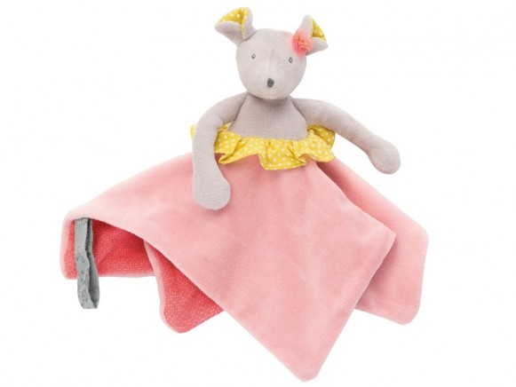 Moulin Roty Schmusetuch Maus Mademoiselle Souris