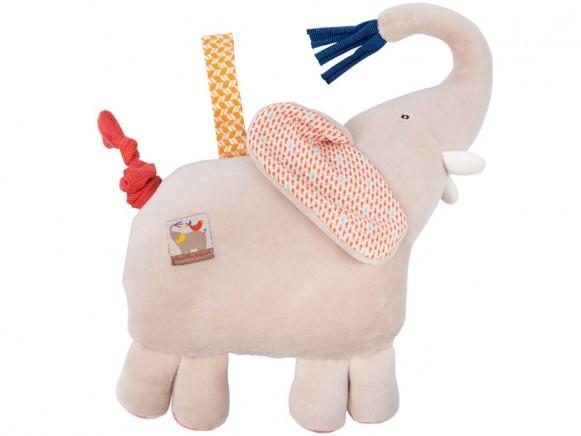 Moulin Roty Spieluhr Elefant les Papoum