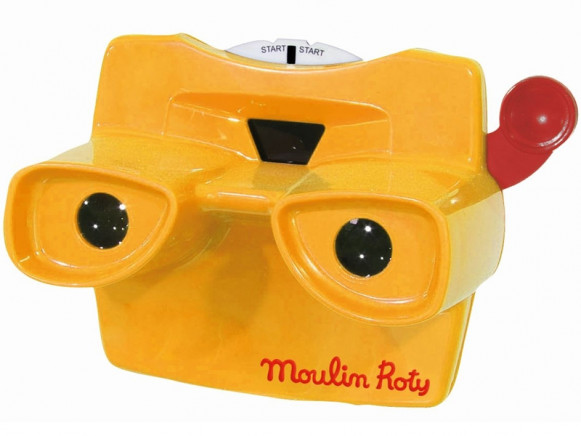 Moulin Roty 3D-Dia-Betrachter