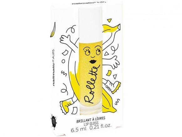 nailmatic kids Lipgloss ROLLETTE Banane