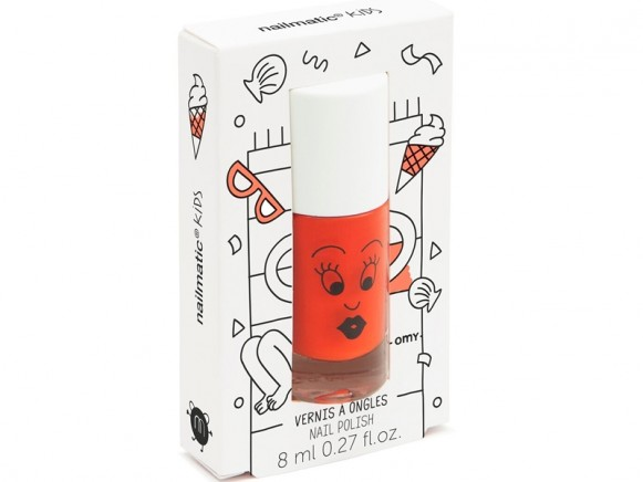 nailmatic kids Nagellack DORI orange