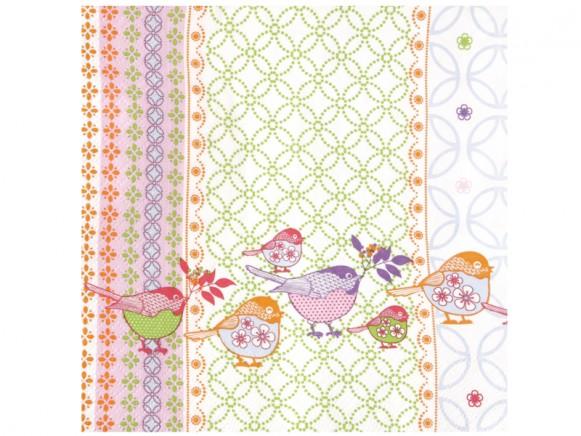 Overbeck and Friends Papierservietten Amélie