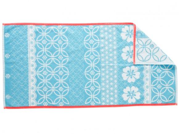 Overbeck Handtuch Amélie blau