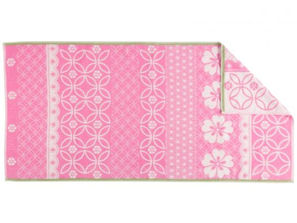 Overbeck Handtuch Amélie rosa