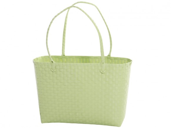 Overbeck and Friends Tasche pastell-mint klein
