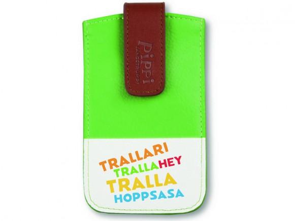 Pippi Langstrumpf Handy-Hülle