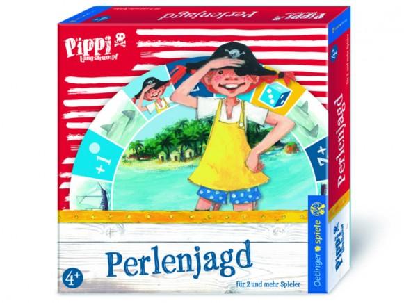 Pippi Langstrumpf Spiel Perlenjagd Takatomode