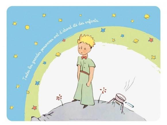 Petit Jour Tischset DER KLEINE PRINZ