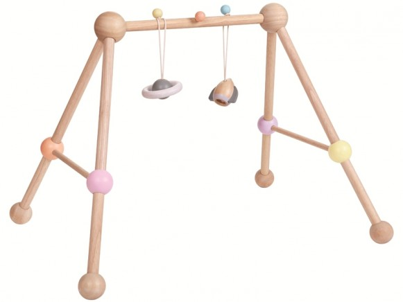 PlanToys Baby Gym PASTELL