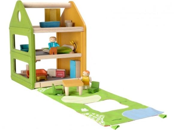PlanToys Puppenhaus