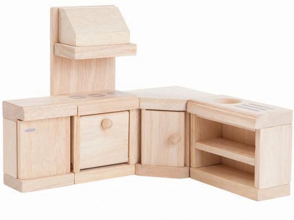 PlanToys Puppenhaus Küche CLASSIC