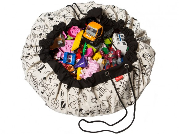 Play & Go Spielzeugsack Color My Bag