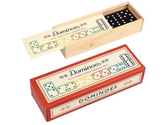 Rex London Holzspiel DOMINO