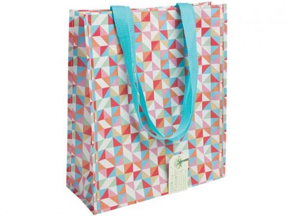 Einkaufstasche Geometric