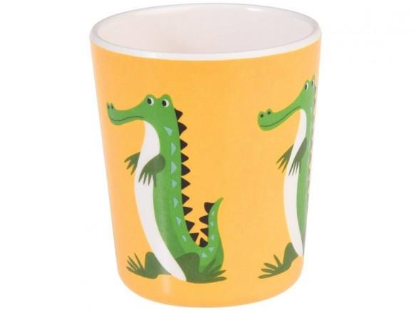 Rex London Kinderbecher Krokodil