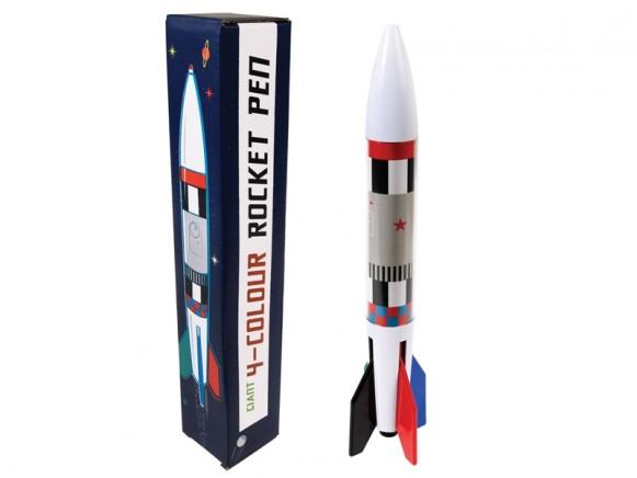 Rex London Riesenkugelschreiber Rakete