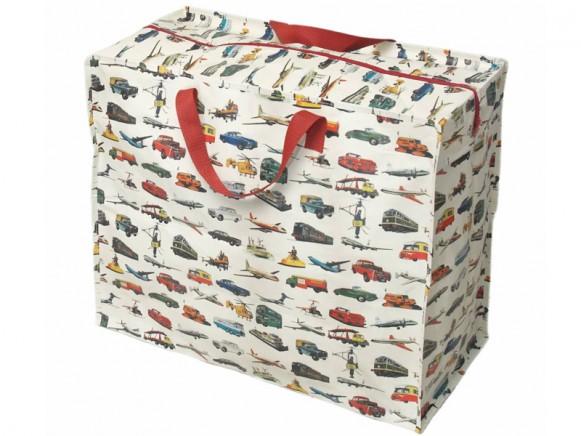 Rex London Riesentasche Vintage Transport