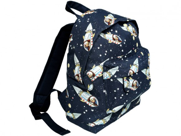 Rex London Mini-Rucksack SPACEBOY
